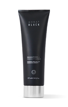 Black 2-1 Shampoo + Conditioner