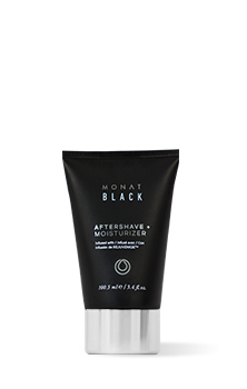 Black Aftershave + Moisturizer