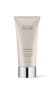 Color enhance blonde conditioner