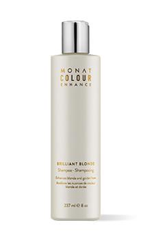 Color enhance blonde shampoo
