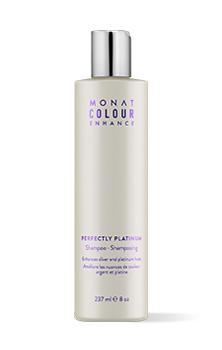 Color enhance platinum shampoo