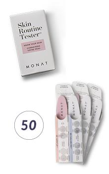 MONAT Skin Routine Tester™  (50 strips)