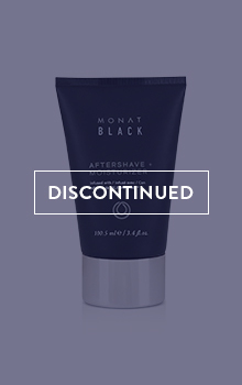 Discontinued - Black Aftershave + Moisturizer