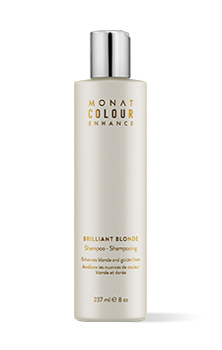 Color enhance blonde shampoo