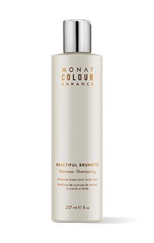 Color enhance brunette shampoo